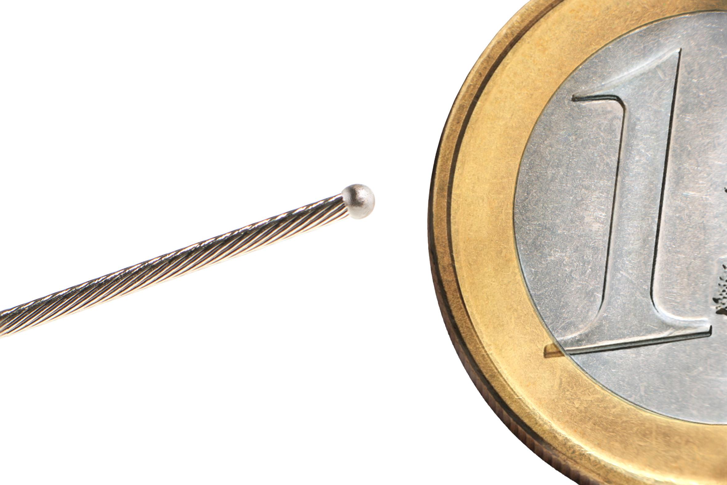 Laserfeinschweißen 1mm für medizinischen Führungsdraht