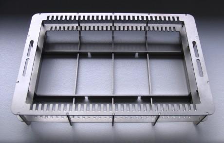 Baugruppenmontage inkl. Laserschneiden und Laserschweißen