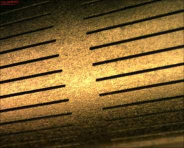 Laser Feinschneiden mit Faserlaser