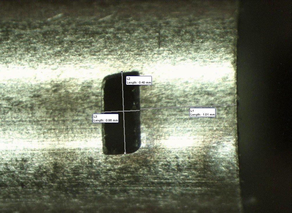 Laser Feinschneiden mit geometrischer Freiform