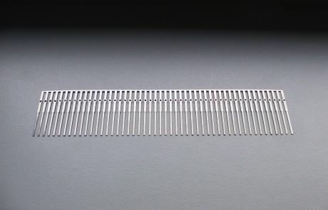 Laserschneiden Edelstahlfolie 0,2mm