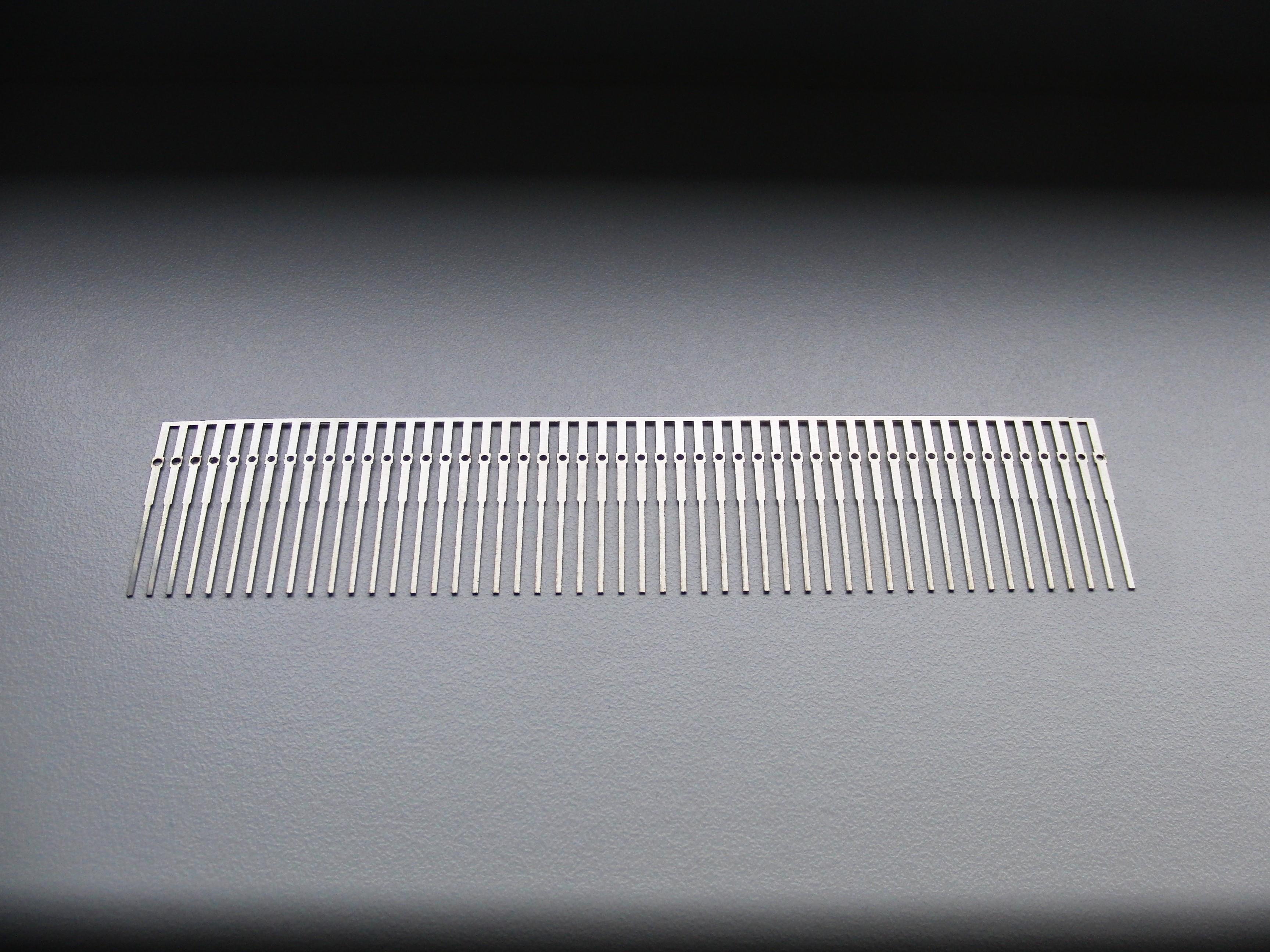 Laserschneiden Edelstahlfolie