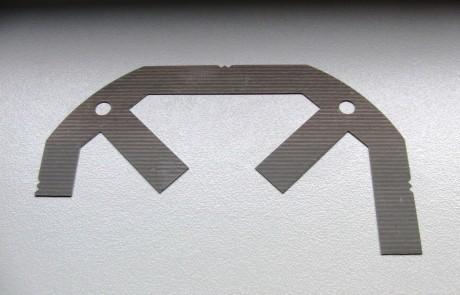Laserschneiden für die Elektronikindustrie
