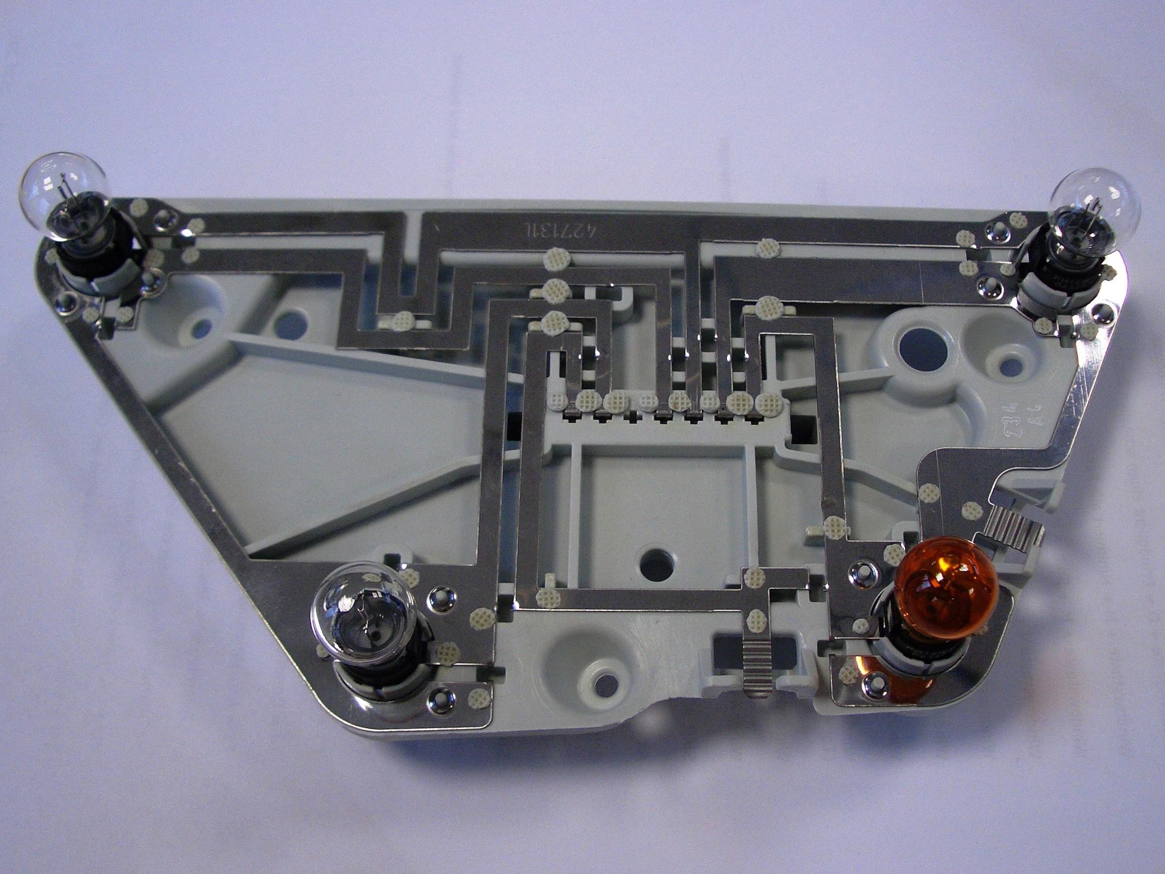 Laserschweißen Rückleuchtenträger Automotive