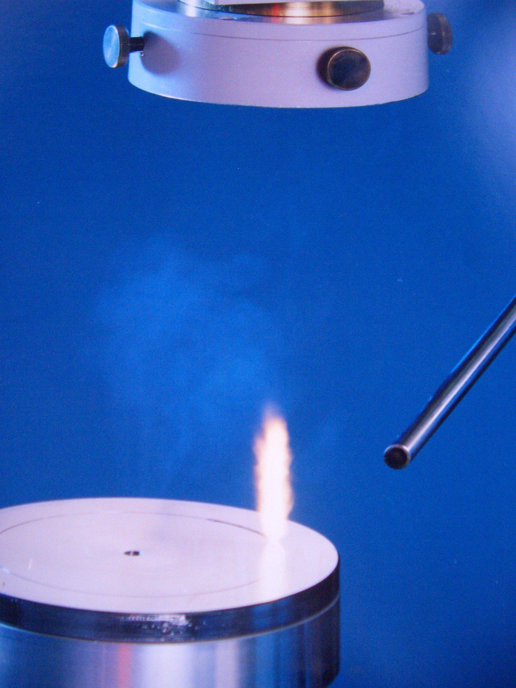 Laserschweißen mit Plasmafackel