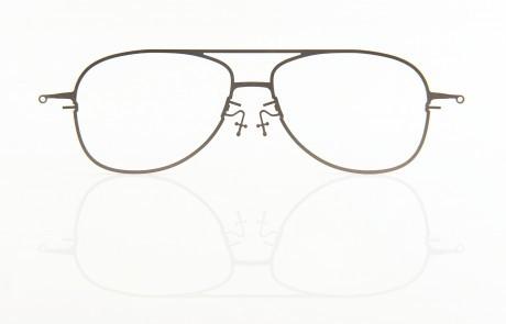 Laserfeinschneiden – Titan Brillengestell