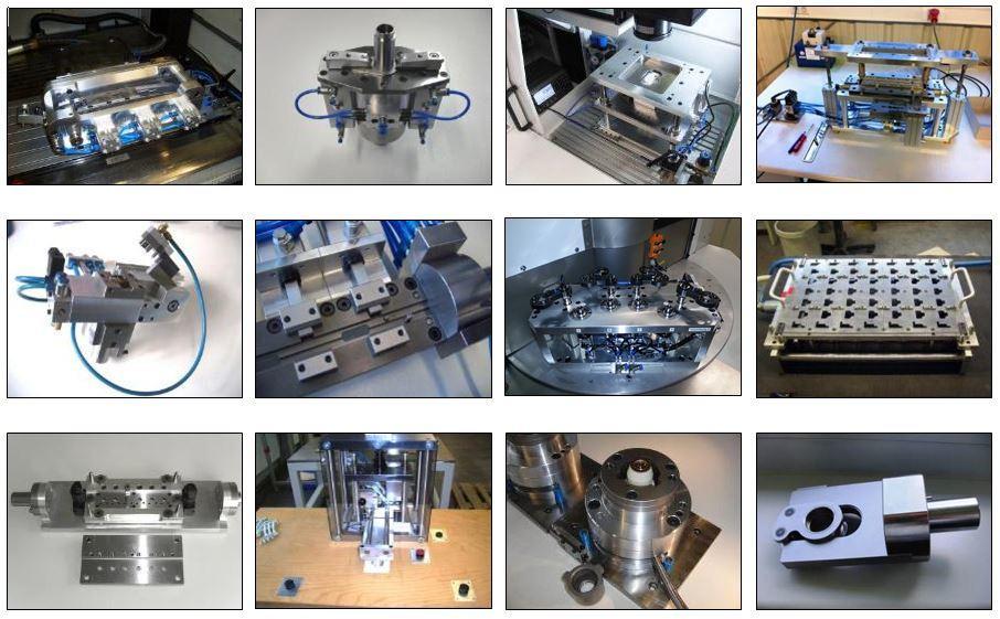 Vorrichtungen entwickelt von Häberle Laser und Feinwerktechnik