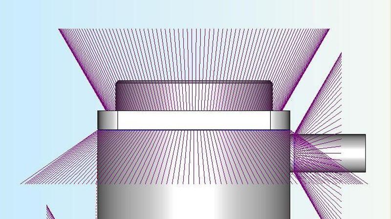QM CAD 3D Barbeitung